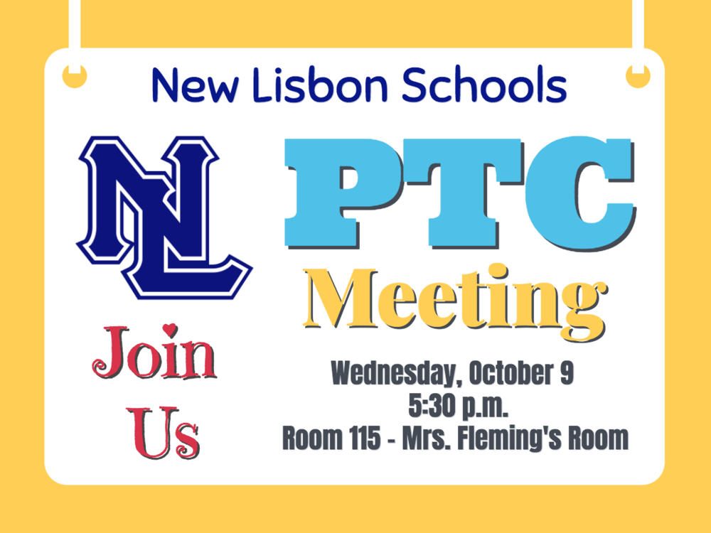 PTC Meeting October 9