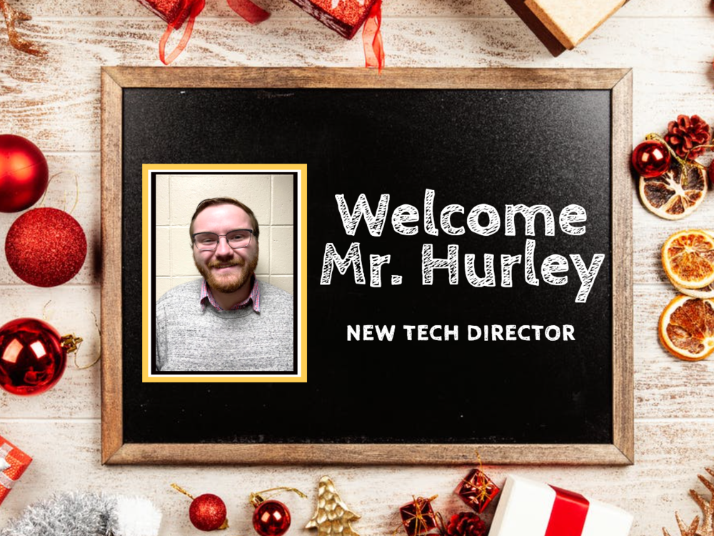 Hurley New Technology Director