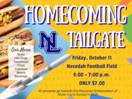 Homecoming Tailgate Party