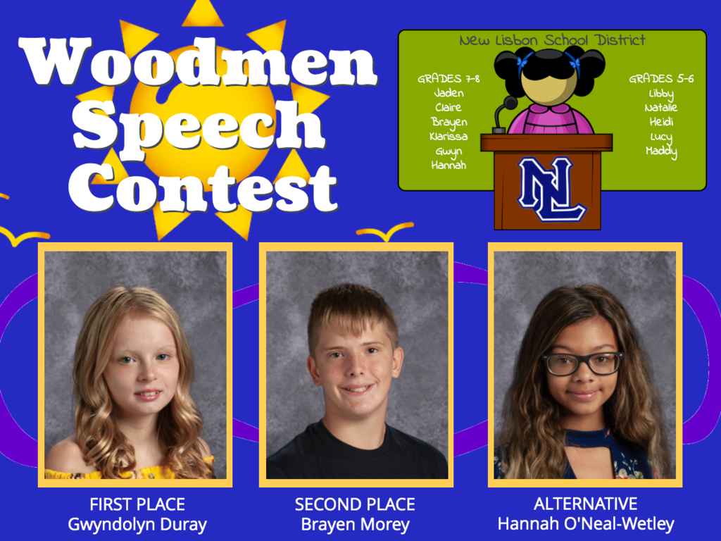 Woodmen Speech Contest